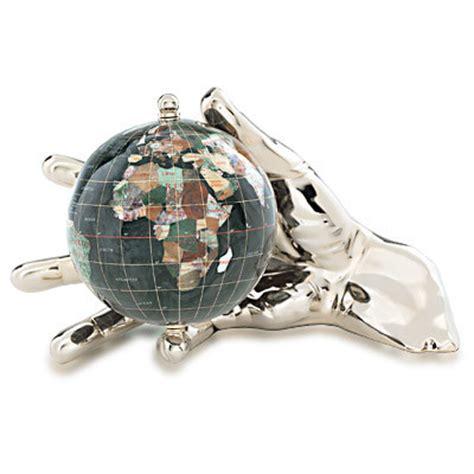 kalifano gemstone globe with opalite