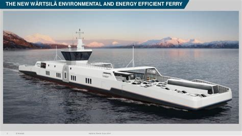 ferry electric w 228 rtsil 228 zero emissions ferry concept electrical