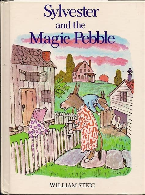 Sylvester And The Magic Pebble by Book 81 Sylvester And The Magic Pebble Bronwen Zemser