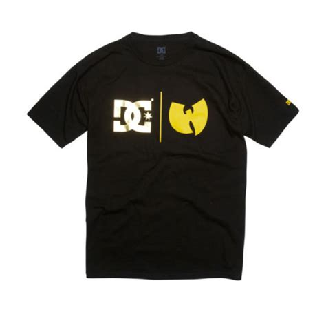 T Shirt Kaos Wu Tang Clan 20th 1702 Dear Aysha dc shoes x wu tang clan 20th anniversary t shirt collection freshness mag