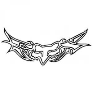 How To Draw Decals 17 Best Ideas About Fox Racing Logo On Fox