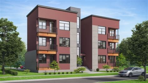 2 Unit Apartment Building Plans planning board gives thumbs up to apartment plan