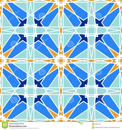 pattern tiles web gorgeous seamless pattern from blue moroccan tiles
