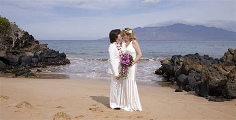 wailea beach gay hawaii wedding gay and lesbian