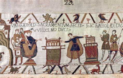 Tapisserie De Bayeux Histoire Des Arts by Art2mun Le Moyen Age Ensemble Scolaire Priv 233 Albert De Mun