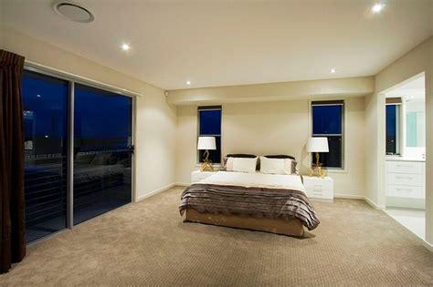pot lights in bedroom modern bedroom with aluminum sliding doors modern