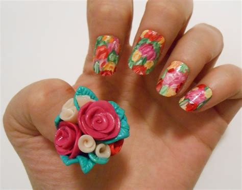 Flower Nail by Flower Nails By Henzy89 On Deviantart