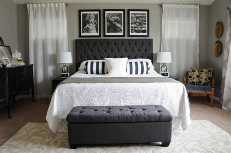 Black And White Headboard Headboard At Ikea Give Your Bedroom More Storages And Stylish Homesfeed