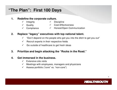 100 days plan template 100 day plan template excel