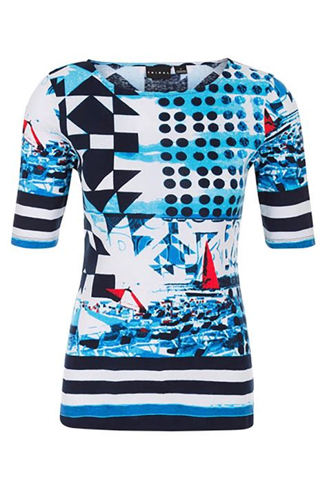 nautical themed clothing brands tribal nautical themed t shirt from canada by silhouette