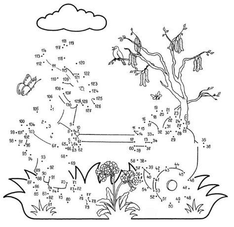dibujos de navidad para colorear y unir puntos dibujo de unir puntos de un conejo dibujo para colorear e