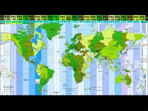 world of color times curiosidades de los husos horarios curiosities of time