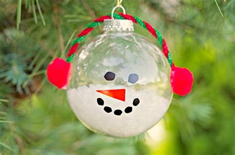 snowman ornament craft ideas ye craft ideas