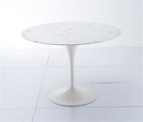 tulip marble table fashion casual dining tables european