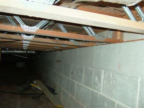 Metal Floor Joists by Steel Floor Joists Int L Association Of Certified Home