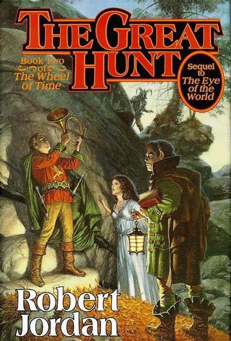 Buku Open Heaven sinopsis the wheel of time 02 the great hunt dina s
