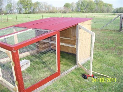 Backyard Chickens Chicken Tractor Our Chicken Tractor Backyard Chickens Community