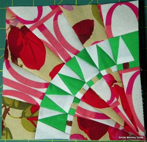 Patchwork Information - freespirit fabric in july block 16 free