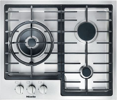 Cooktop A Gas Miele Km 2312 Gas Cooktop