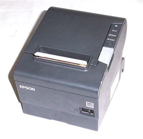 Adaptor Epson epson m244a tm t88v epos printer grey no ac adapter