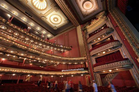 the bank chicago cibc theatre chicago historic theatre photography