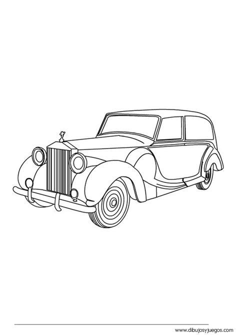 dibujos para colorear coches 9 dibujos para colorear dibujo de coche antiguo para colorear 009 dibujos y juegos para pintar y colorear