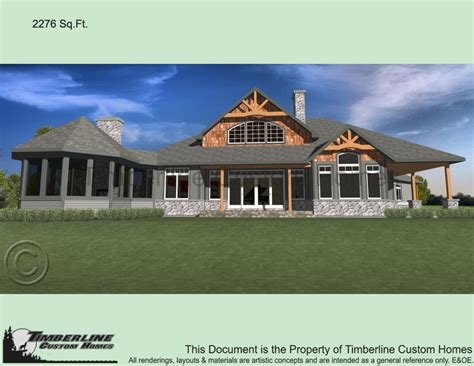 timberline custom homes the regant
