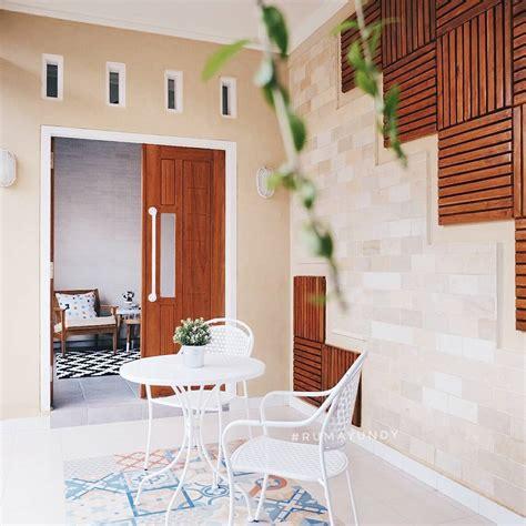 inspirasi model teras rumah minimalis sederhana  dekor rumah