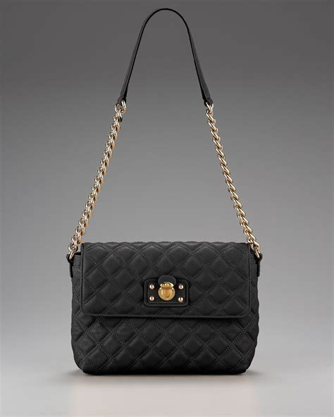 Marc Large Quilted Tote by Marc The Single Quilted Bag Large In Black Lyst