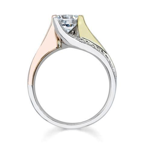 barkev s tri color engagement ring 7171lt