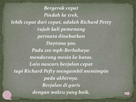 menulis puisi hrs memperhatikan menulis puisi writting poetry