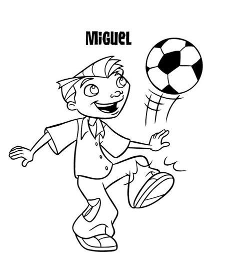 And Miguel Coloring Pages and miguel coloring pages az coloring pages