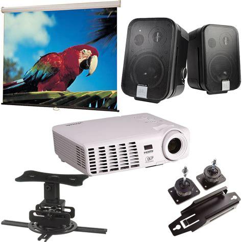 Proyektor Vivitek D510 vivitek d510 dlp projector conference room package b h photo