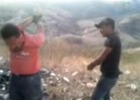 videos recientes exhiben en videos vejaciones y torturas de sicarios de la