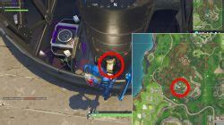 secret fortnite battle star location how to get free