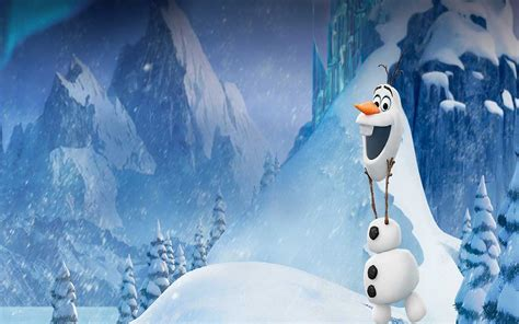 Olaf Frozen Ipad Wallpaper