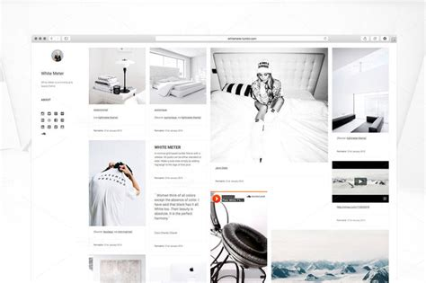 themes for tumblr simple 10 tumblr themes under 10 a listly list