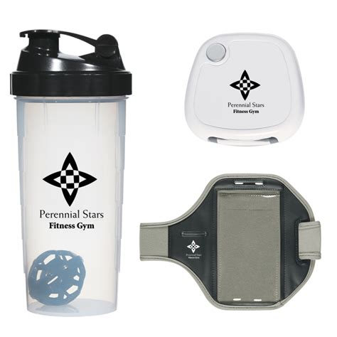 Fitness Revolution Kit   An Innovative & Memorable Giveaway