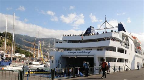 funchal to porto santo madeira airport problems madeira island news