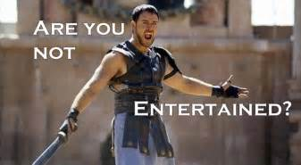 Are You Not Entertained What Is Trolling