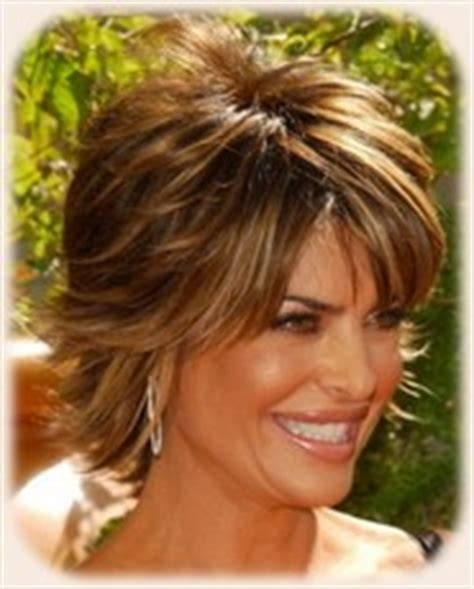 hairstyles lisa rinna back view hair styles on pinterest lisa rinna shag hairstyles and