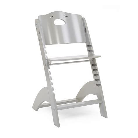 grey wooden high chair lambda 2 wooden high chair in grey high chairs