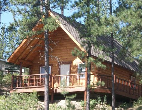 Cabins In Keystone Sd by Rustic Ridge Guest Cabins