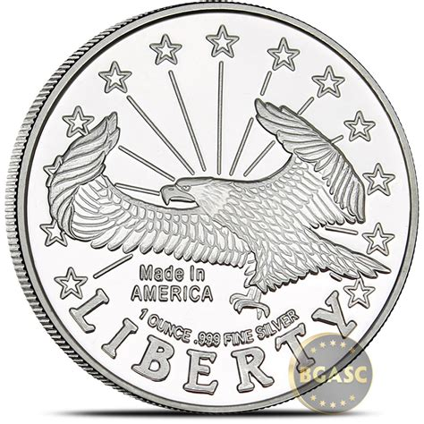 1 oz silver rounds 999 buy 1 oz silver rounds silvertowne liberty eagle 999