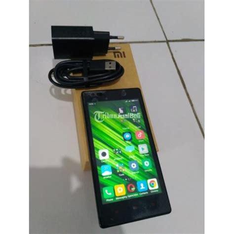 Hp Second Xiaomi Redmi 1s hp xiaomi redmi 1s fullset lengkap mulus fungsi normal