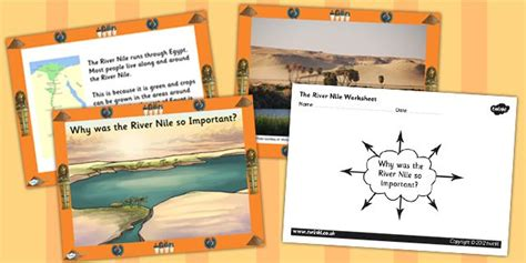 ipc themes ks2 powerpoint and worksheets why was the river nile so