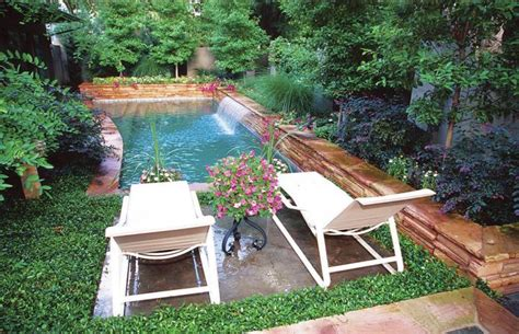 pools for small spaces 10 space saving tiny swimming pool designs