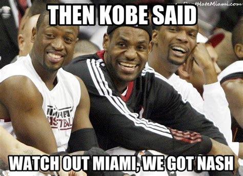 Kobe Memes - steve nash meme memes