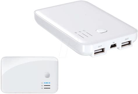 Power Bank Fonel 5000mah powerbank 5000 power bank 2xusb 5000mah at reichelt