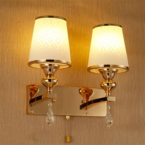 Gold Bathroom Lighting Gold Bathroom Light Fixtures Promotion Shop For Promotional Gold Home Lighting Ideas